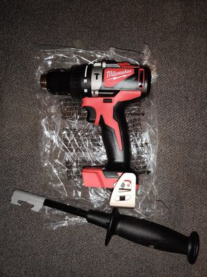 Milwaukee M18 Brushless Hammer Drill (1/2 Chuck) - Tool Only for Sale in Phoenix, AZ