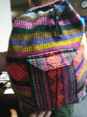Mochila backpack Méxicana for Sale in Crosby, TX