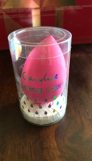 Latex Free Beauty Blender with Soap Cleaner for Sale in Phoenix, AZ