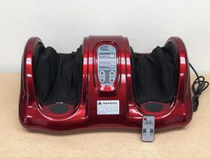 Rolling Foot Massager with Remote Available in red and black for Sale in Pomona, CA