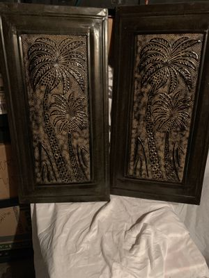 Metal Wall Decor for Sale in Fullerton, CA