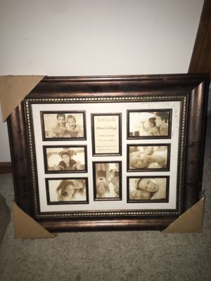 Picture Frame (NEVER USED!) for Sale in Trenton, MI