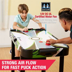 48 in air powered hockey table for Sale in Riverside, CA