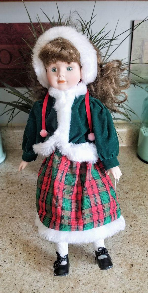Porcelin Doll like Jines Online Consignment Shop on Facebook
