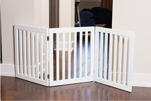 White Dog Gate for Sale in Portland, OR