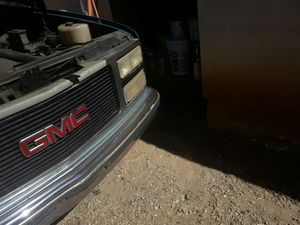Gmc truck parting out for Sale in Victorville, CA