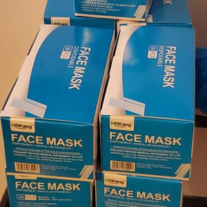 Disposable Face Masks for Sale in Paterson, NJ