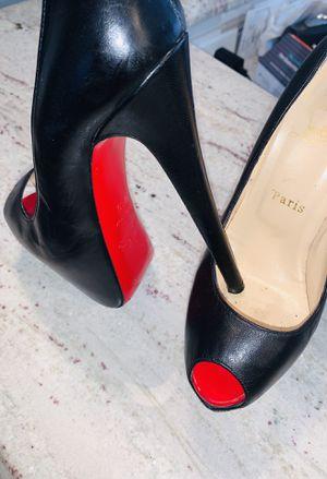 Louis Vuitton- Women's stilettos for Sale in Fort Lauderdale, FL