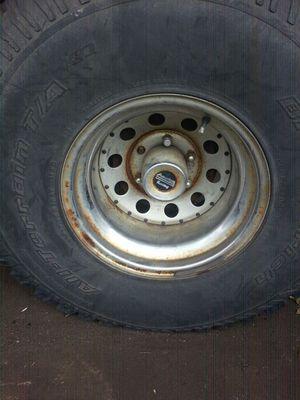 35 /12.50/15 BFG All terrain tires r for Sale in Jacksonville, FL