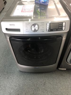 Maytag front load washer original price $1099 our price $593 for Sale in Oakland, CA