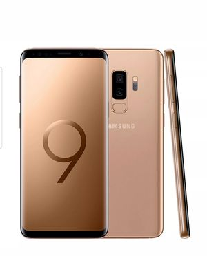 SAMSUNG GALAXY S9+ FACTORY UNLOCKED for Sale in Coral Springs, FL