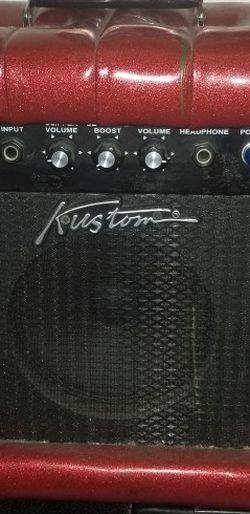 Kustom Guitar Amp for Sale in Anaheim,  CA