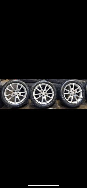 """17"""" Chevy Rims with tire sensors for Sale in Syracuse, NY"""