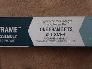Bed frame for Sale in Evansville, IN