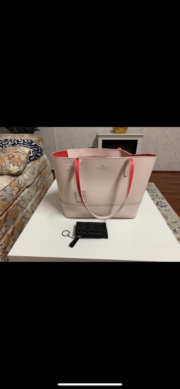 Kate spade and coach wallet!!!