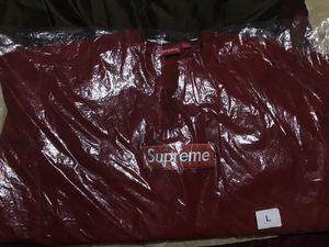 Supreme Rust Box Logo FW18 for Sale in Miami, FL