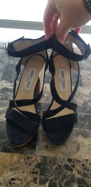 Jimmy Choo black heels for Sale in Coral Gables, FL