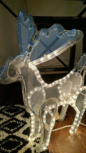 Lighted Reindeer for Sale in Hilo, HI