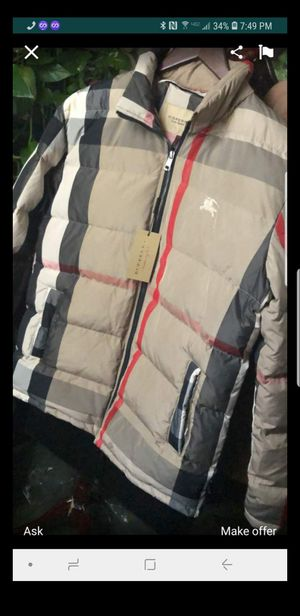 Burberry Brit Jacket for Sale in Mountain View, CA