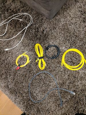 Carious cords/cables for Sale in Southern View, IL