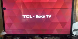 Tcl roku tv for Sale in Winter Haven, FL