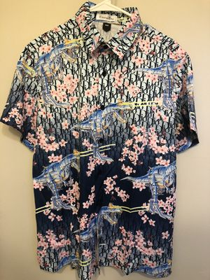 Christian Dior Unisex Shirt Sz M !Excellent! No trades ! for Sale in Silver Spring, MD