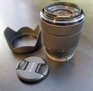 Sony 28-70mm e mount lens for Sale in Cicero, IL