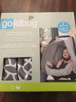 Baby car seat cover for Sale in Nolanville, TX
