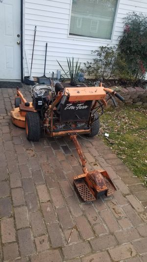 2 Scag zero turn lawnmower $2000 for both for Sale in Wheaton, MD