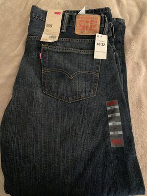 Men's 40 32 jeans LEVI'S for Sale in Manchester Township, NJ