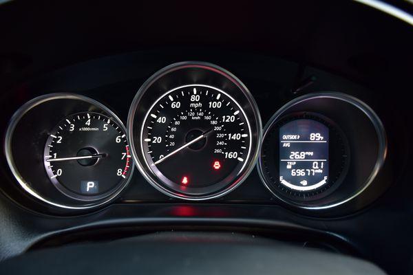 2013 Mazda CX-5 Touring