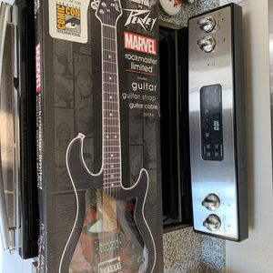 Peavey Rockmaster Guitar SDCC Spiderman for Sale in Fresno, CA