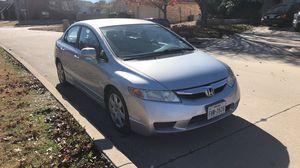 Honda Civic LX 2009 (clean title) for Sale in Haltom City, TX