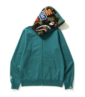 Bape Full ZIP Shark Hoodie New with Tags in Bag Large for Sale in Miami, FL