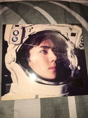 KPOP EXO SING FOR YOU (SEHUN KOR. VER) ALBUM + OFFICIAL POSTER for Sale in San Diego, CA