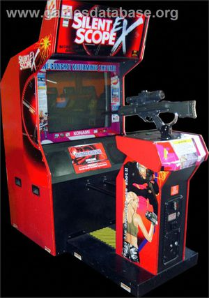 Silent Scope EX video game for Sale in Tremont, IL
