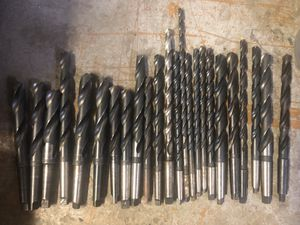 $30 each Cleveland Forge etc High Speed Drills Several Sizes for Sale in Schenectady, NY