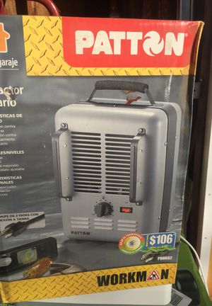 Utility heater for Sale in Wichita, KS