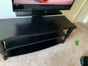 Couch , tv stand, 32 in tv for Sale in Newnan, GA