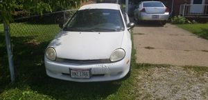 2000 Chrysler Neon for Sale in Belpre, OH