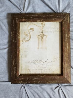 Rustic / Old Fashioned Picture Frame for Sale in Lynchburg, VA