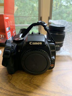 Canon EOS Rebel XTi camera for Sale in Fairfax, VA