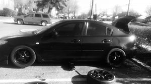 Trade my Mazda 3 manual for Sale in Silver Spring, MD