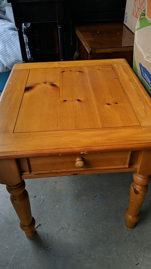 End Table for Sale in Portland, ME