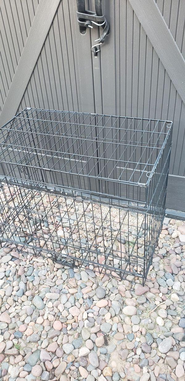 animal cage kennel medium large