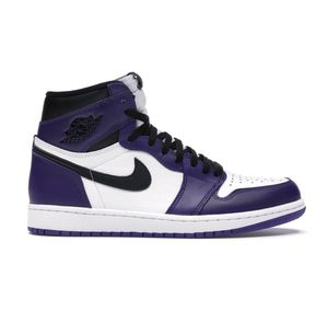 Jordan 1 Retro High Court Purple White for Sale in Lorton, VA