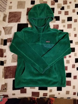 Women's Patagonia Pullover Sweater 1/4 snap for Sale in Dallas, TX