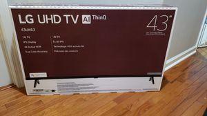 "LG 4k Active HDR 43"" TV New for Sale in Villa Rica, GA"