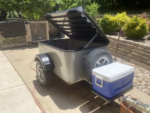 Trailer Travel Trailer for Luggage Small for Car or SUV for Sale in Cedar Hill, TX
