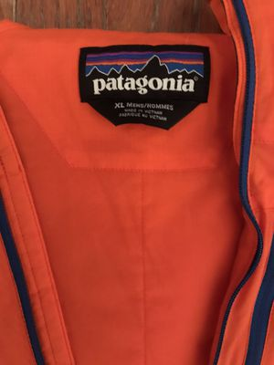 Patagonia Jacket Quarter Zip Pullover for Sale in New Freedom, PA